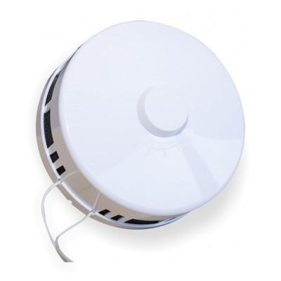 Оголовок приточного клапана КИВ 125 (КПВ) круглый