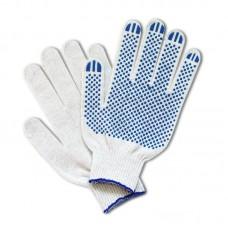 Перчатки 10 класс (6 нитей) с ПВХ покрытием