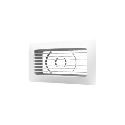 Решетка вентиляционная прямоугольная 612РСФ