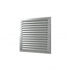 Решетка вентиляционная оцинкованная 1212МЦ