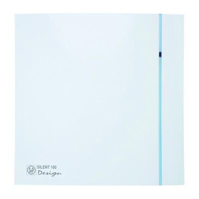 Вентилятор вытяжной Soler Palau SILENT-100 CZ DESIGN