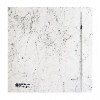Soler Palau SILENT-100 CRZ MARBLE WHITE DESIGN 4C