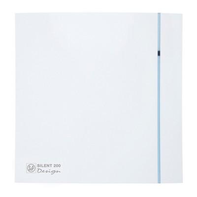 Вентилятор вытяжной Soler Palau SILENT-200 CZ DESIGN 3C