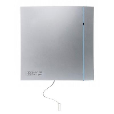 Вентилятор Soler Palau SILENT-100 CMZ SILVER DESIGN