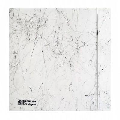 Soler Palau SILENT-200 CZ MARBLE WHITE DESIGN 4C