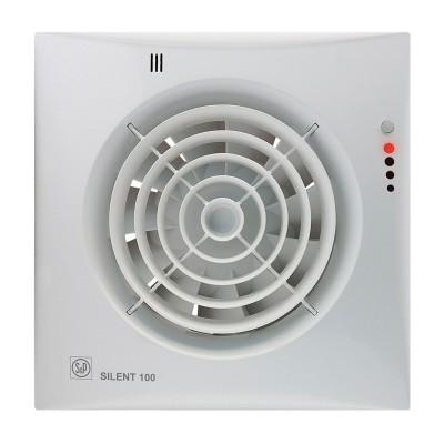 Вентилятор Soler Palau SILENT-100 CHZ VISUAL
