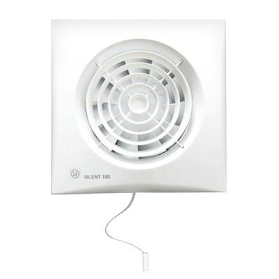 Вентилятор вытяжной Soler Palau SILENT-100 CMZ