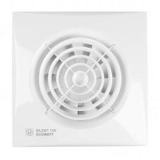 Вентилятор вытяжной Soler Palau SILENT-100 CZ ECOWATT