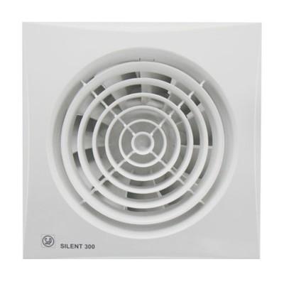 Вентилятор вытяжной Soler Palau SILENT-300 CRZ PLUS