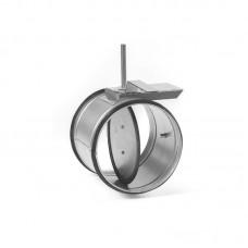 Клапан воздушный круглый KVK315