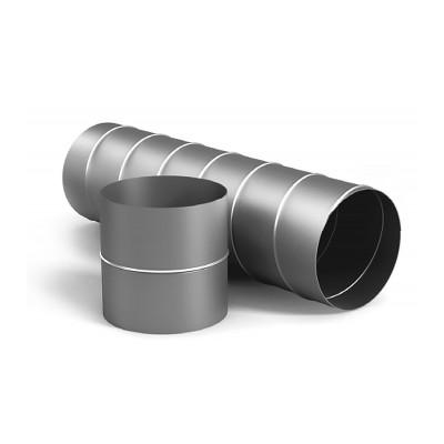 Воздуховод (труба) круглый оцинкованный d125