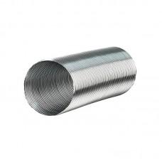 Воздуховод гофрированный алюминиевый D100